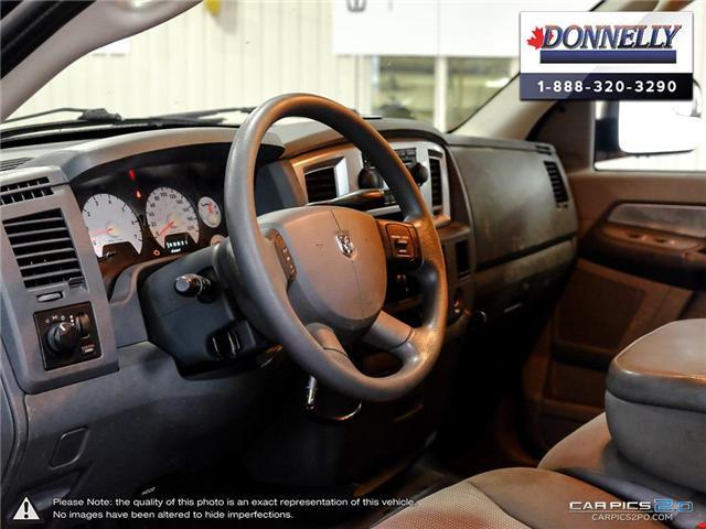 2007 Dodge Ram 1500  (Stk: PBWDR1174A) in Ottawa - Image 12 of 28