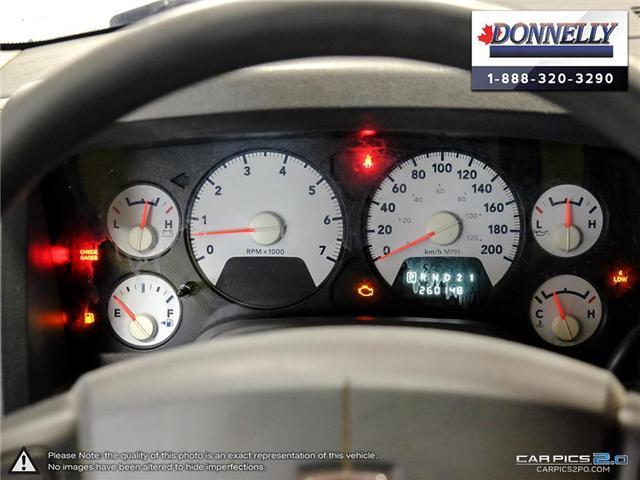 2007 Dodge Ram 1500  (Stk: PBWDR1174A) in Ottawa - Image 15 of 28