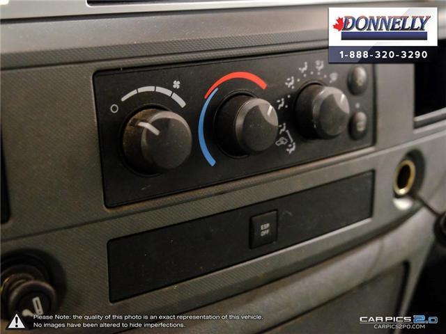 2007 Dodge Ram 1500  (Stk: PBWDR1174A) in Ottawa - Image 21 of 28