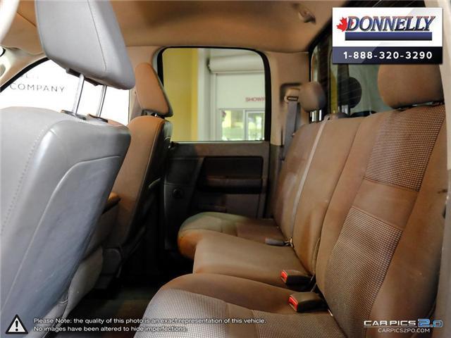 2007 Dodge Ram 1500  (Stk: PBWDR1174A) in Ottawa - Image 24 of 28