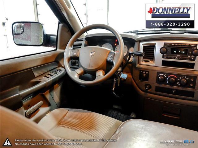 2007 Dodge Ram 1500  (Stk: PBWDR1174A) in Ottawa - Image 25 of 28