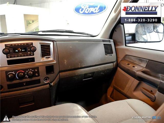 2007 Dodge Ram 1500  (Stk: PBWDR1174A) in Ottawa - Image 27 of 28