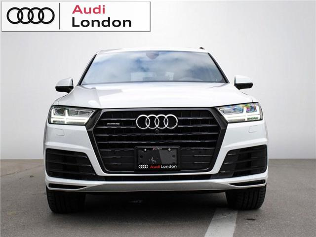 2018 Audi Q7 3.0T Technik (Stk: Q24326) in London - Image 2 of 19