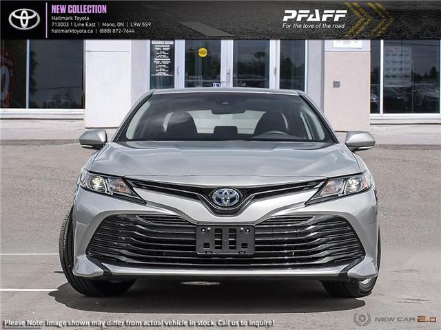 2018 Toyota Camry Hybrid LE CVT (Stk: H18487) in Orangeville - Image 2 of 24