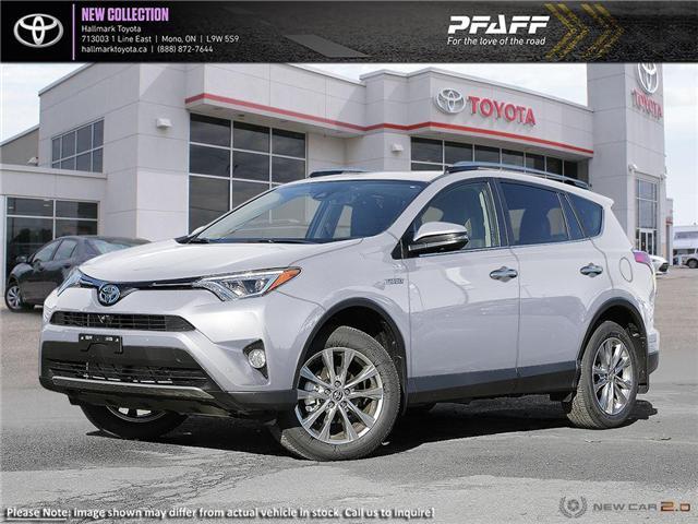 2018 Toyota RAV4 Hybrid LIMITED (Stk: H18575) in Orangeville - Image 1 of 22