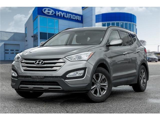 2013 Hyundai Santa Fe Sport  (Stk: H722882T) in Mississauga - Image 1 of 19