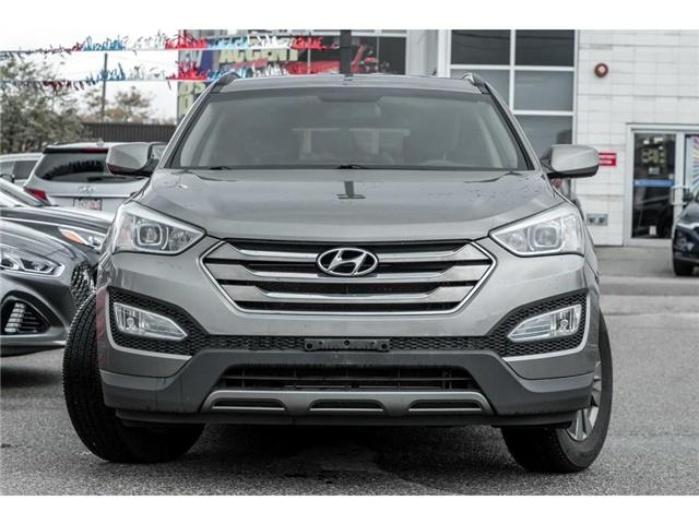 2013 Hyundai Santa Fe Sport  (Stk: H722882T) in Mississauga - Image 2 of 19