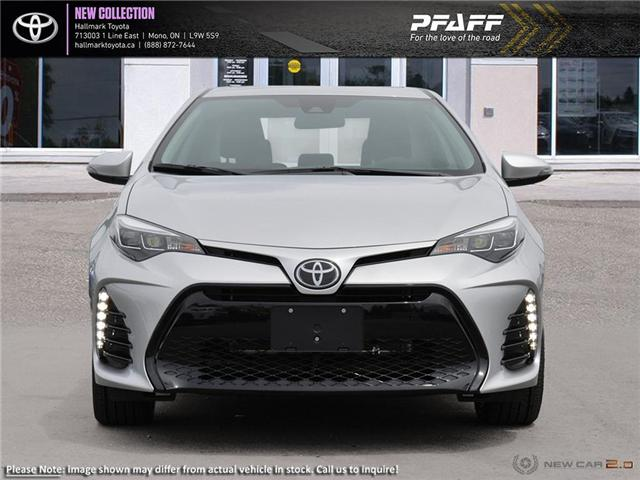 2019 Toyota Corolla 4-door Sedan SE CVTi-S (Stk: H19034) in Orangeville - Image 2 of 24