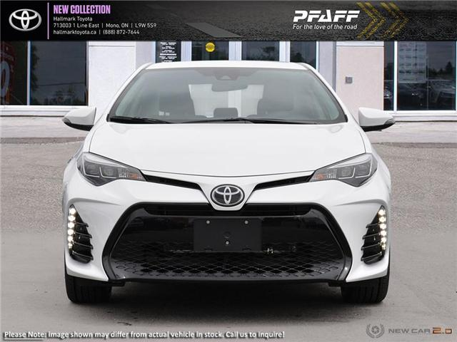 2019 Toyota Corolla 4-door Sedan SE CVTi-S (Stk: H19049) in Orangeville - Image 2 of 24