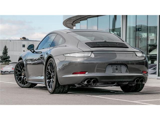 2015 Porsche 911 Carrera 4 GTS Coupe PDK (Stk: P12954A) in Vaughan - Image 2 of 15