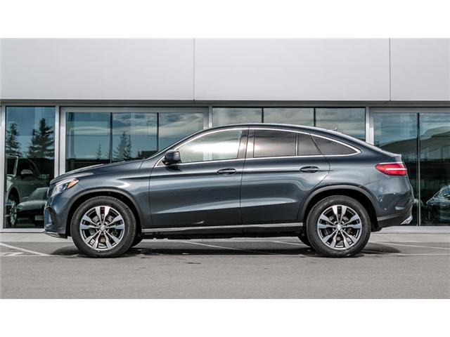 2016 Mercedes-Benz GLE350d 4MATIC Coupe (Stk: P13332A) in Vaughan - Image 2 of 17