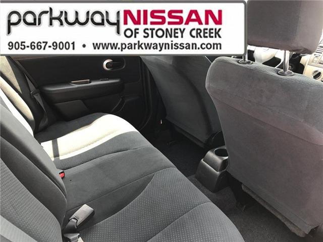 2012 Nissan Versa  (Stk: N1295) in Hamilton - Image 12 of 18