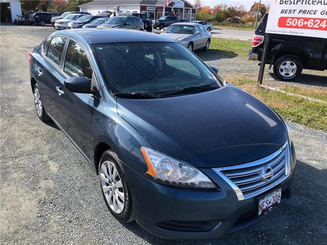 2014 Nissan Sentra  (Stk: A2704) in Miramichi - Image 2 of 27