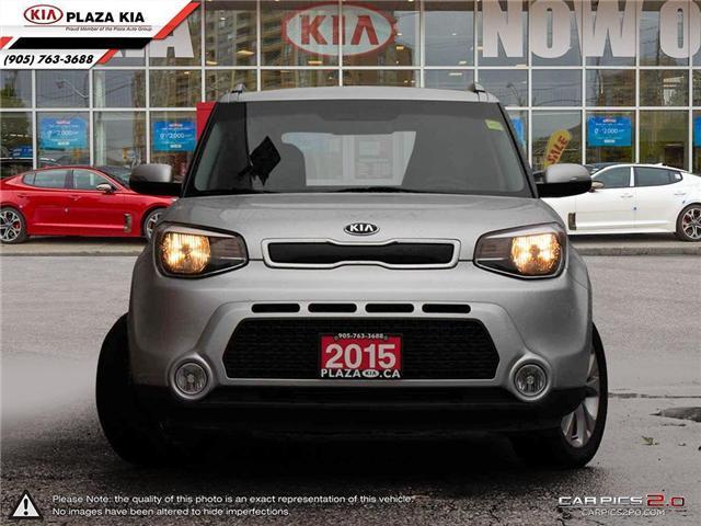 2015 Kia Soul 2.0L EX (Stk: P417) in Richmond Hill - Image 2 of 26