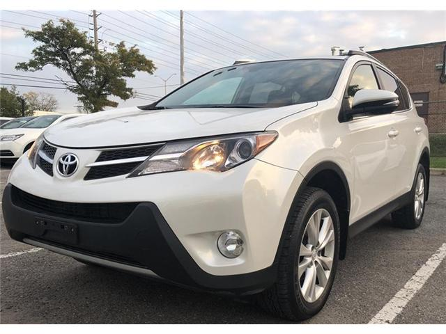 2015 Toyota RAV4 Limited (Stk: 302359P) in Brampton - Image 1 of 3