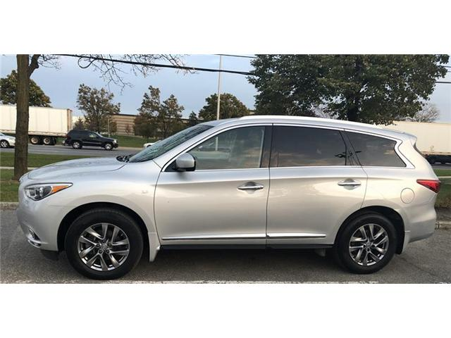 2015 Infiniti QX60 Base (Stk: 514964P) in Brampton - Image 2 of 3