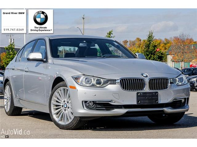 2015 BMW 328i xDrive (Stk: 34006A) in Kitchener - Image 1 of 22