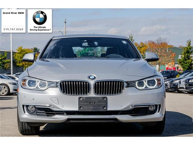 2015 BMW 328i xDrive (Stk: 34006A) in Kitchener - Image 2 of 22
