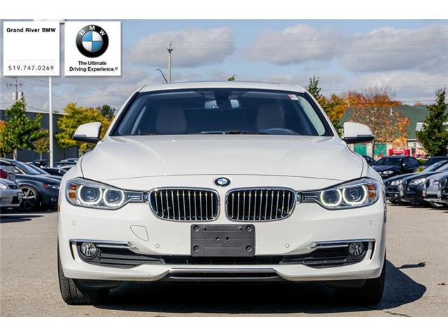 2014 BMW 328d xDrive (Stk: PW4515) in Kitchener - Image 2 of 21