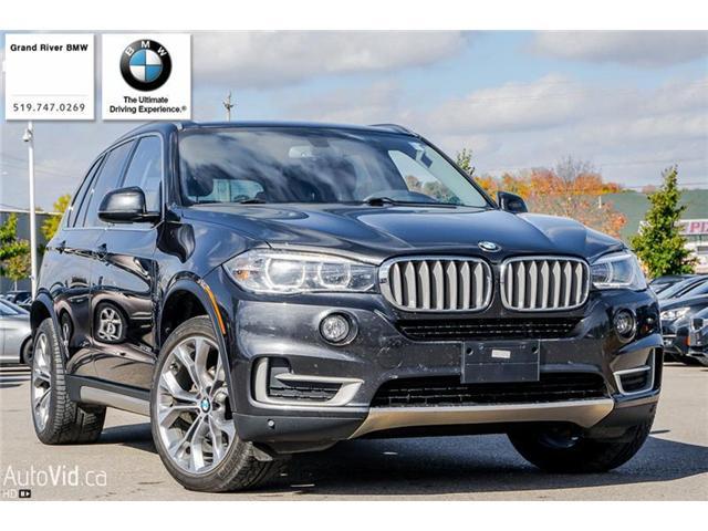2016 BMW X5 xDrive35i (Stk: T50758A) in Kitchener - Image 1 of 21