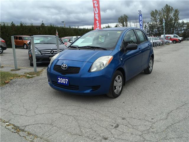 2007 Toyota Yaris S (Stk: P3580) in Newmarket - Image 1 of 18