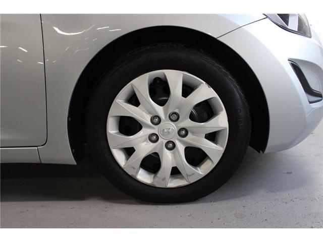 2014 Hyundai Elantra  (Stk: 519692) in Vaughan - Image 2 of 26