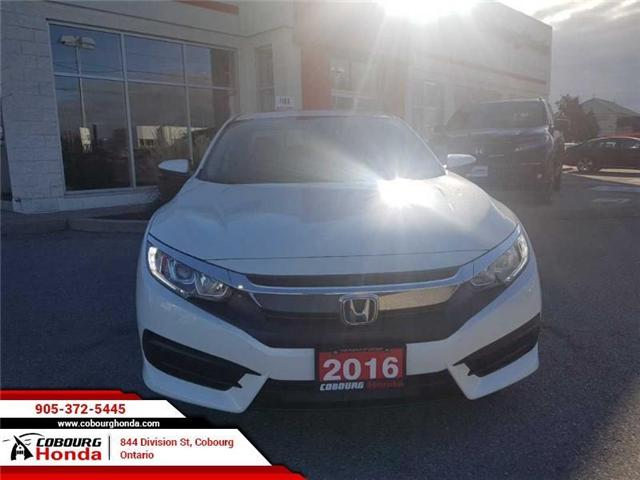 2016 Honda Civic EX (Stk: 18521A) in Cobourg - Image 2 of 15