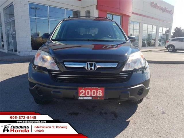 2008 Honda CR-V EX (Stk: STK816805) in Cobourg - Image 2 of 13