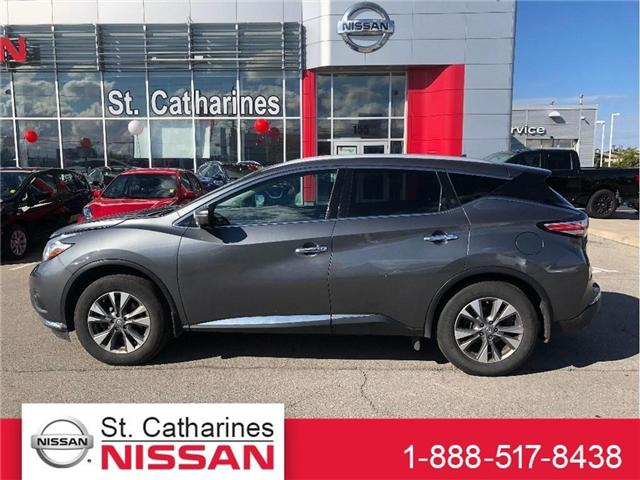 2015 Nissan Murano SL (Stk: P-2111) in St. Catharines - Image 1 of 22