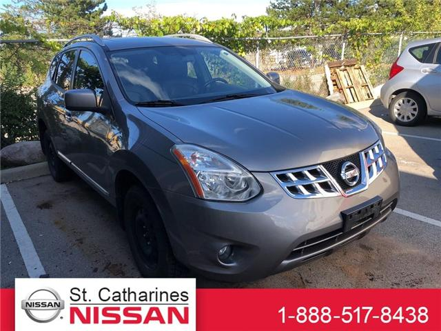 2011 Nissan Rogue SV (Stk: MU18065A) in St. Catharines - Image 1 of 5