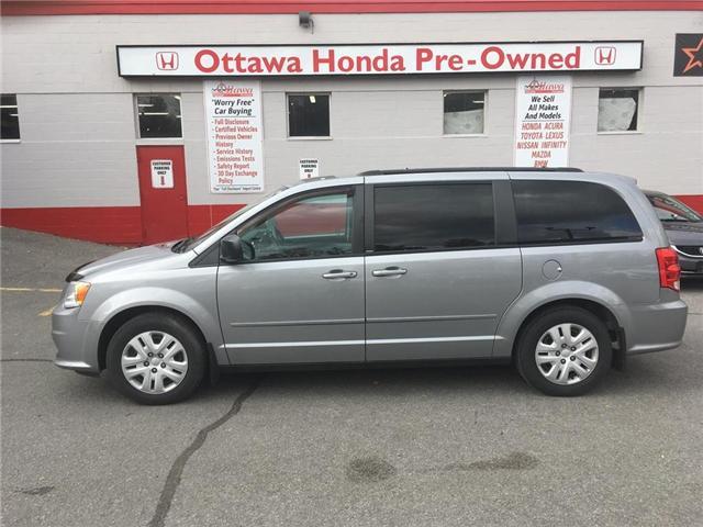 2013 Dodge Grand Caravan SE/SXT (Stk: H7059-0) in Ottawa - Image 1 of 20