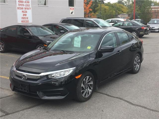 2016 Honda Civic EX (Stk: H7293-0) in Ottawa - Image 2 of 23