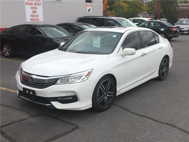 2016 Honda Accord Touring (Stk: H7272-0) in Ottawa - Image 2 of 22