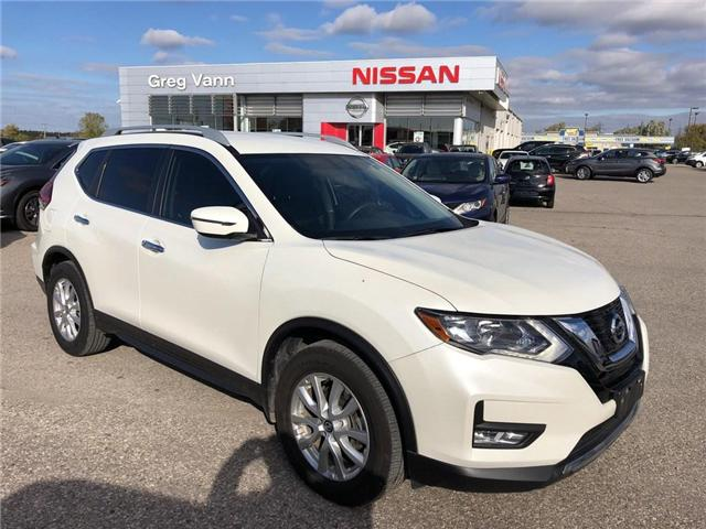 2017 Nissan Rogue SV (Stk: P2507) in Cambridge - Image 1 of 27