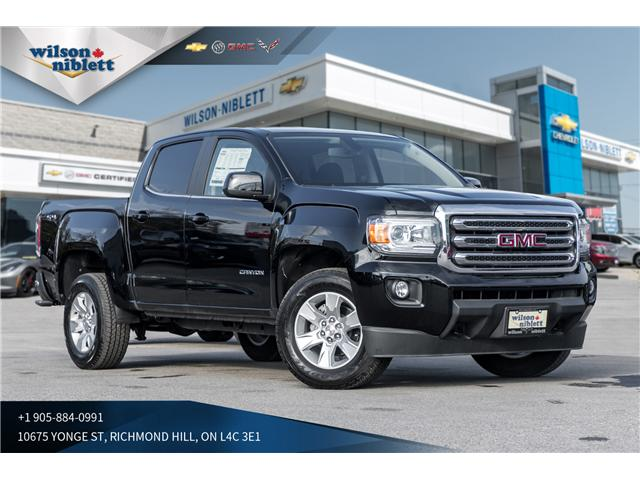 2018 GMC Canyon SLE (Stk: 211362) in Richmond Hill - Image 1 of 20