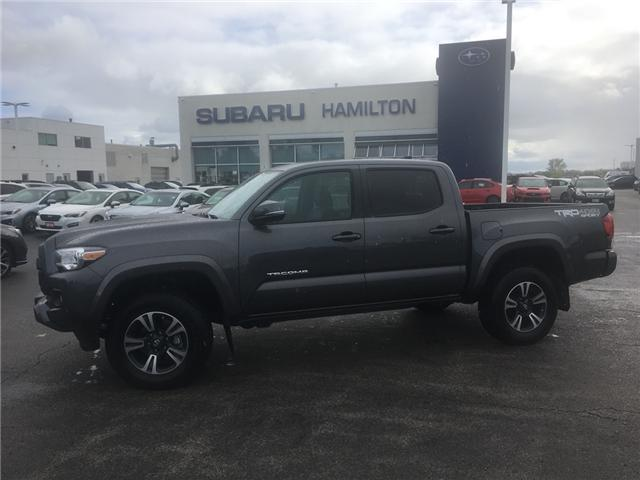 2018 Toyota Tacoma TRD Sport (Stk: S7195A) in Hamilton - Image 1 of 29