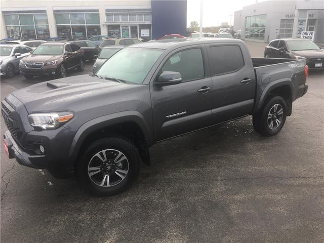 2018 Toyota Tacoma TRD Sport (Stk: S7195A) in Hamilton - Image 2 of 29