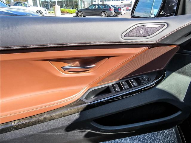 2015 BMW 650i xDrive (Stk: P8549) in Thornhill - Image 8 of 22