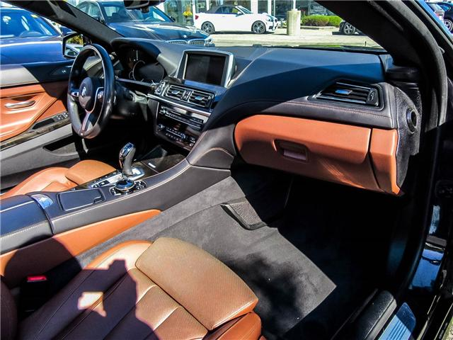 2015 BMW 650i xDrive (Stk: P8549) in Thornhill - Image 11 of 22