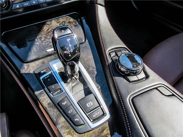 2015 BMW 650i xDrive (Stk: P8549) in Thornhill - Image 20 of 22