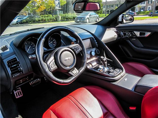 2014 Jaguar F-TYPE S (Stk: P8561) in Thornhill - Image 10 of 22
