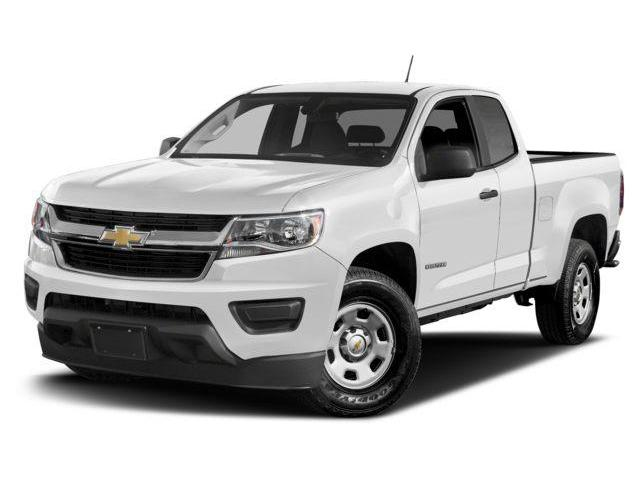 2017 Chevrolet Colorado WT (Stk: GH17002T) in Mississauga - Image 1 of 9