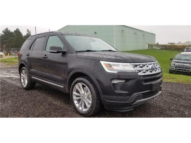 2019 Ford Explorer XLT (Stk: 19ER0186) in Unionville - Image 1 of 14