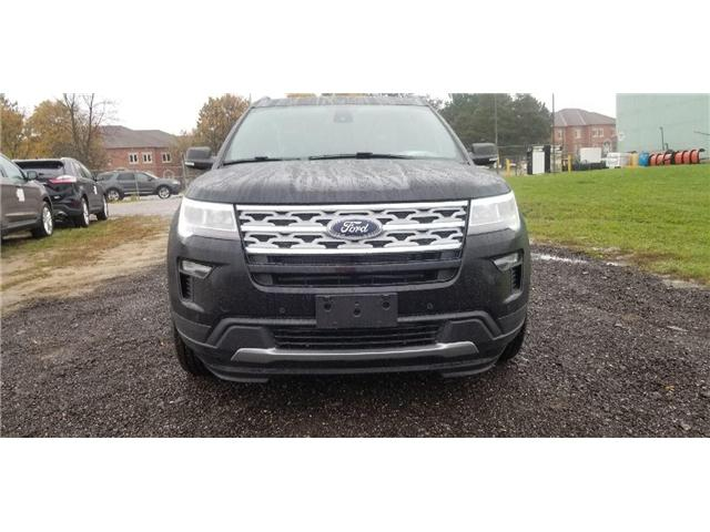 2019 Ford Explorer XLT (Stk: 19ER0186) in Unionville - Image 2 of 14