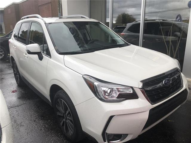 2018 Subaru Forester 2.0XT Limited (Stk: DS4738D) in Orillia - Image 1 of 2