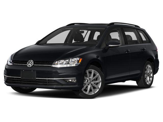 2018 Volkswagen Golf SportWagen 1.8 TSI Comfortline (Stk: JG763182) in Vancouver - Image 1 of 9