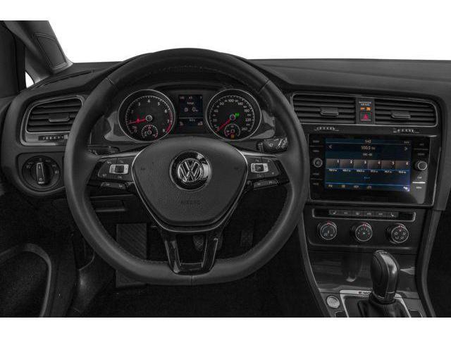 2018 Volkswagen Golf SportWagen 1.8 TSI Comfortline (Stk: JG763182) in Vancouver - Image 4 of 9