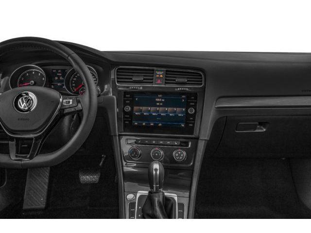 2018 Volkswagen Golf SportWagen 1.8 TSI Comfortline (Stk: JG763182) in Vancouver - Image 7 of 9