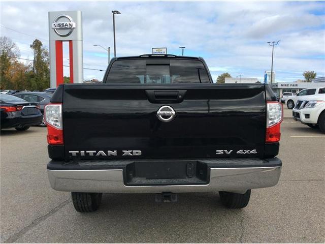 2017 Nissan Titan XD SV Diesel (Stk: P1941) in Smiths Falls - Image 4 of 13