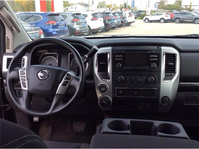 2017 Nissan Titan XD SV Diesel (Stk: P1941) in Smiths Falls - Image 9 of 13